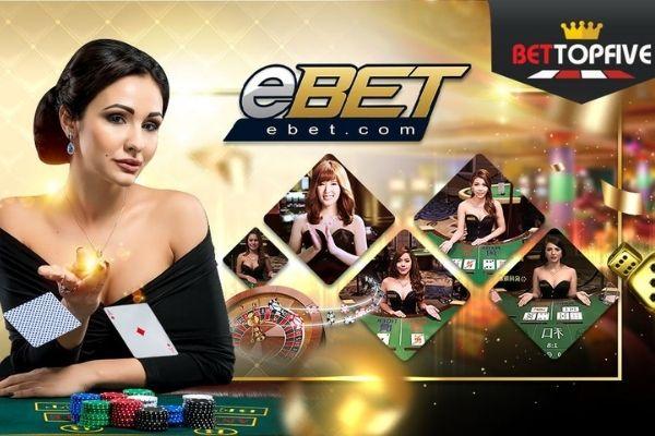 บาคาร่าเว็บไหนดี-eBet Gaming
